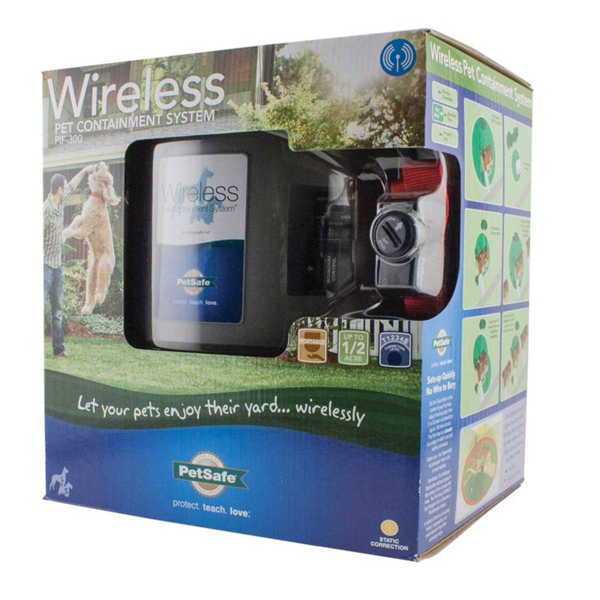PetSafe Wireless Pet Contamination System