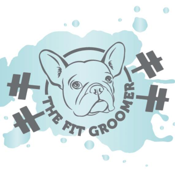 The Fit Groomer logo