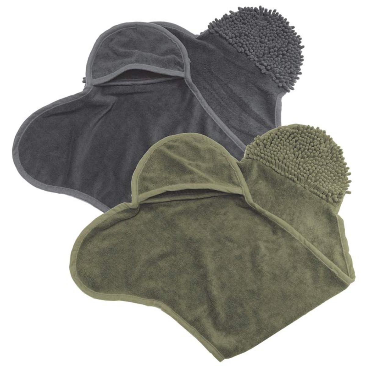 Microfiber Grooming Towels