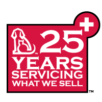 25+ Years Servicing what we sell