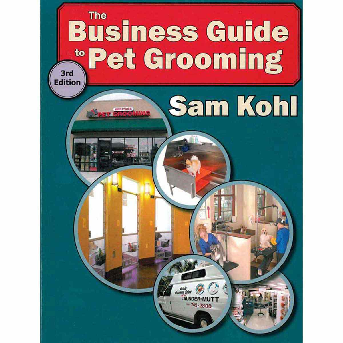 Buy Business Guide To Pet Grooming 3rd Edition