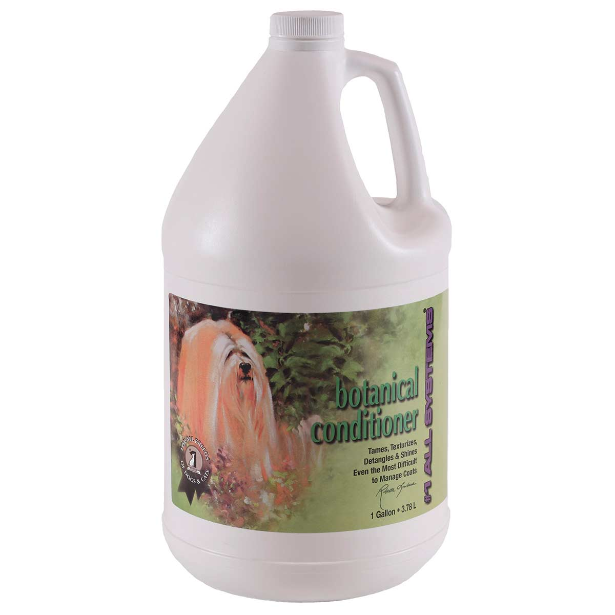 Gallon #1 All Systems Botanical Conditioner for Dogs 40:1