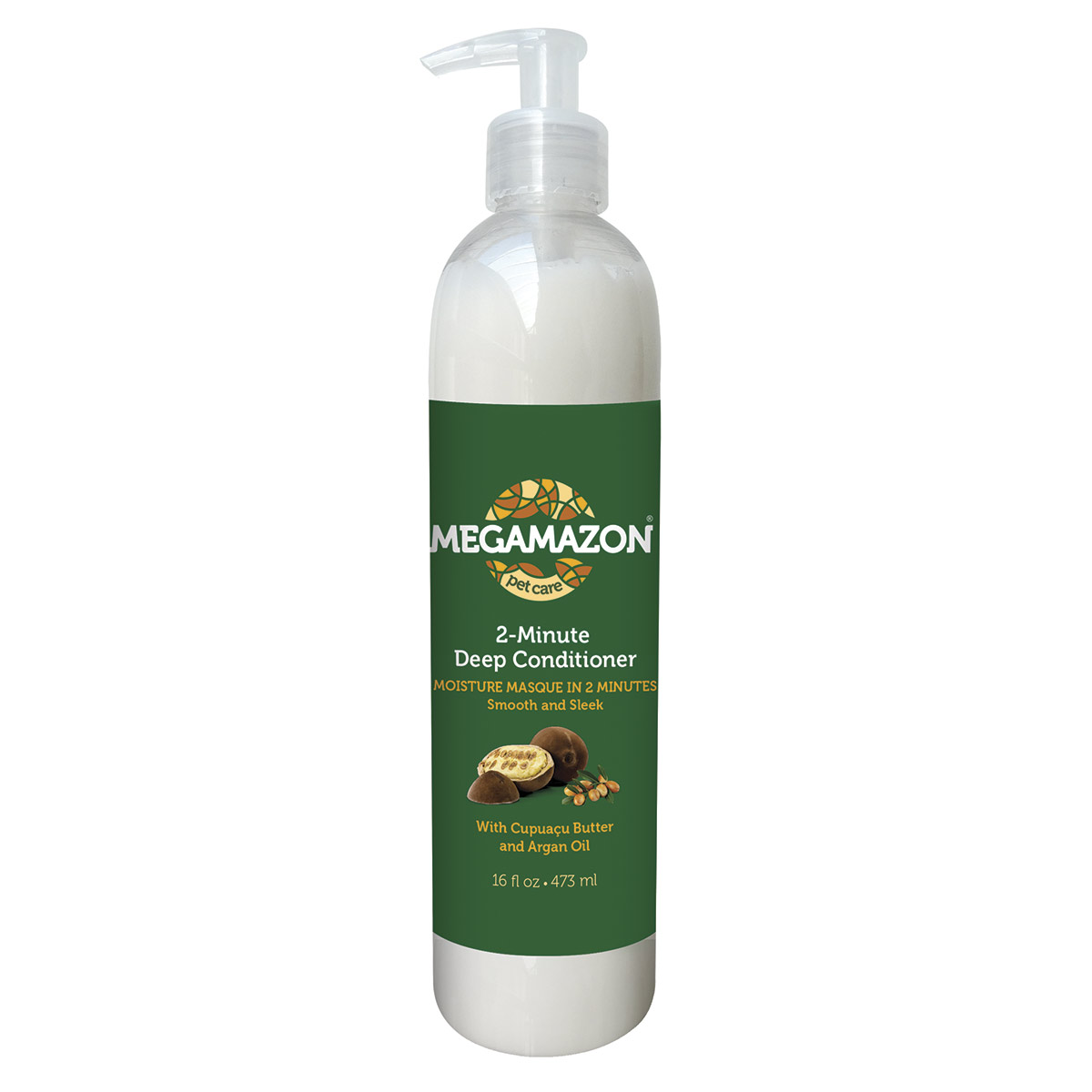 Buy Megamazon 2 Minute Deep Conditioner 16 oz for Dogs