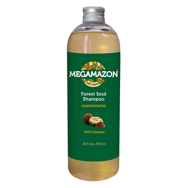 Buy Megamazon Forest Soul Dog Shampoo 16 oz 6:1 for Groomers