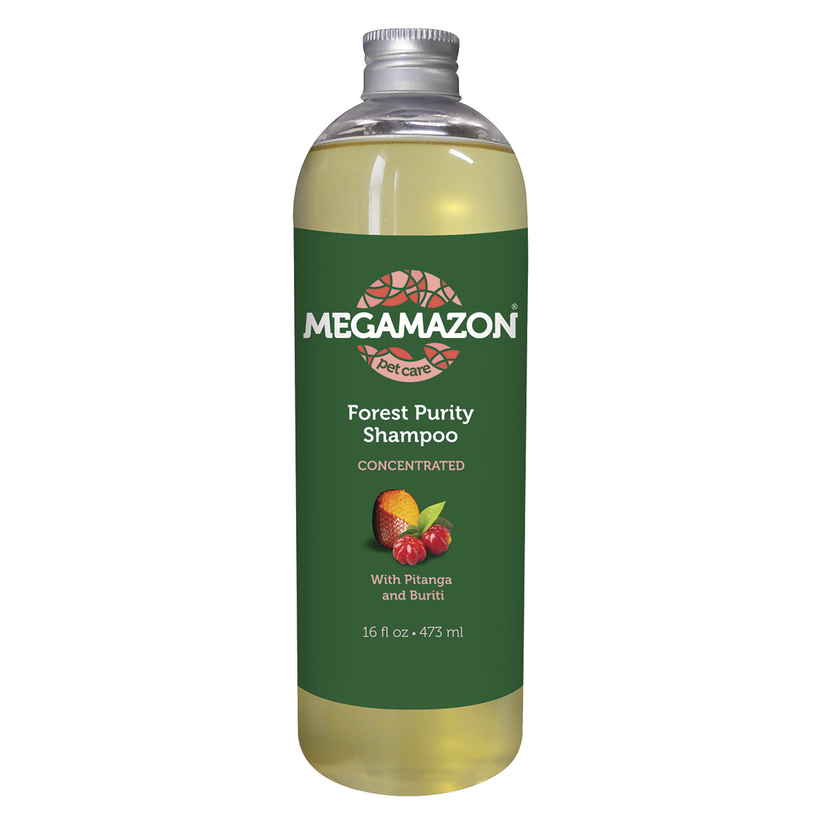 Buy Megamazon Forest Purity Shampoo for dogs 16 oz