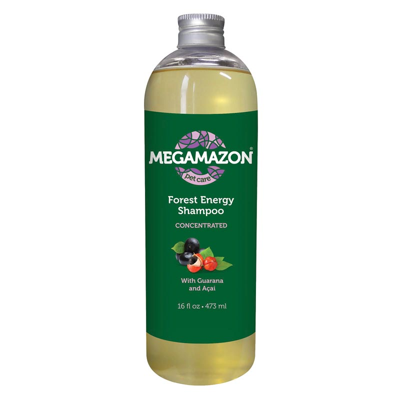 Buy Megamazon Forest Energy Pet Shampoo 16 oz