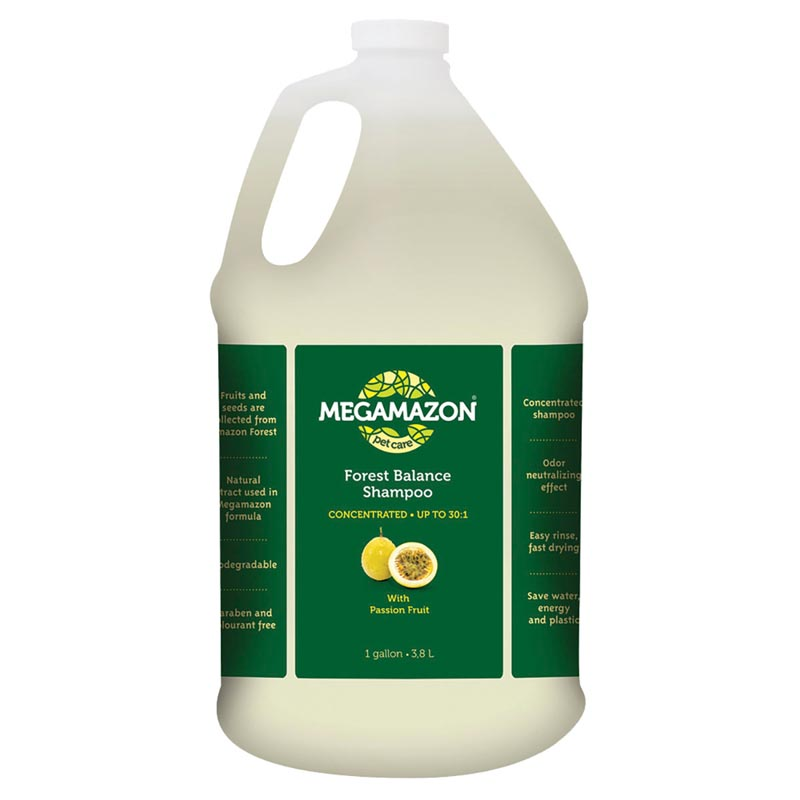 Buy Megamazon Forest Balance Pet Shampoo Gallon 30:1