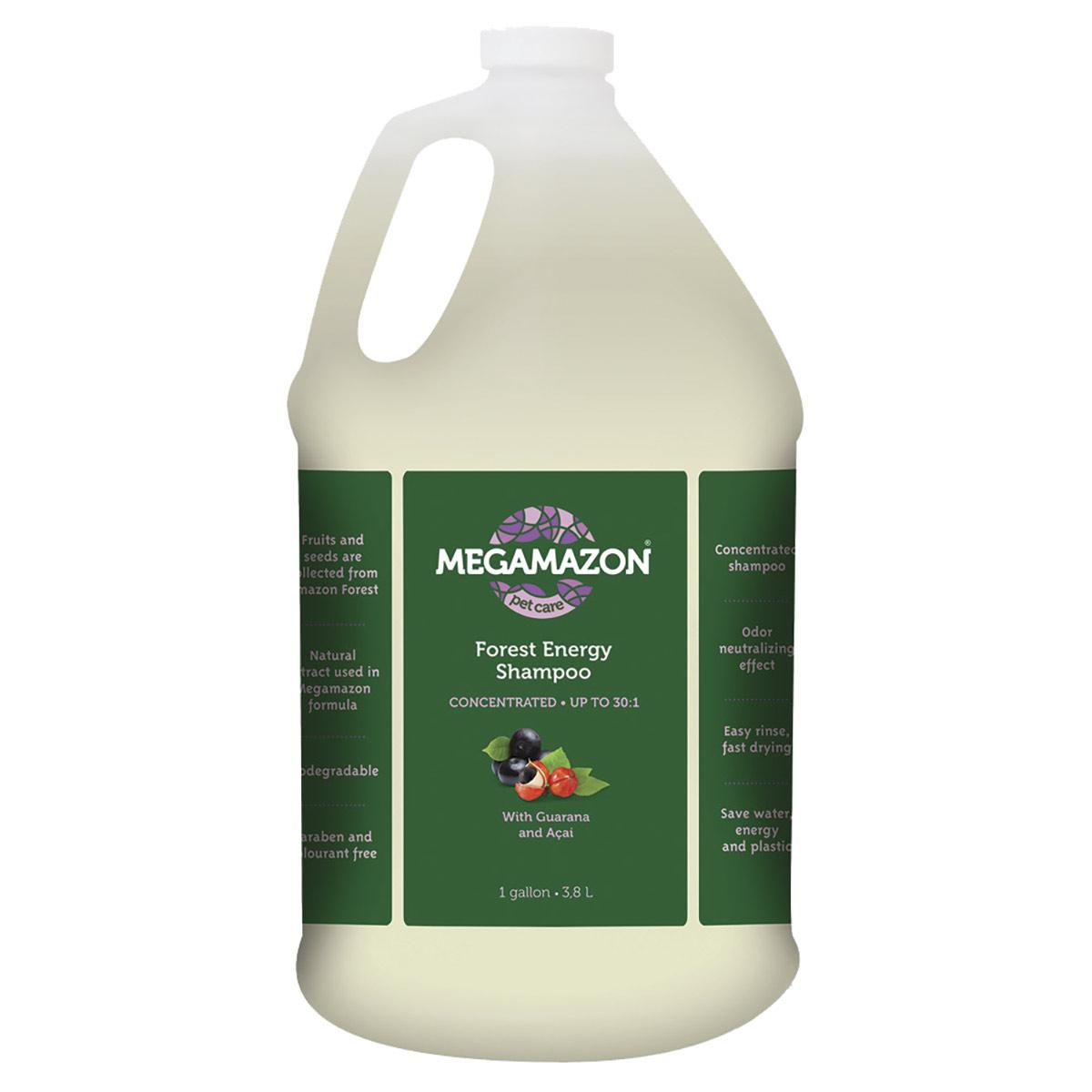 Buy Megamazon Forest Energy Shampoo Gallon 30:1