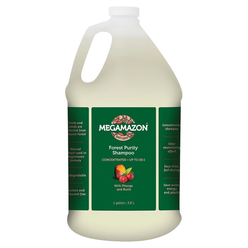 Buy Megamazon Forest Purity Dog Shampoo Gallon 10:1