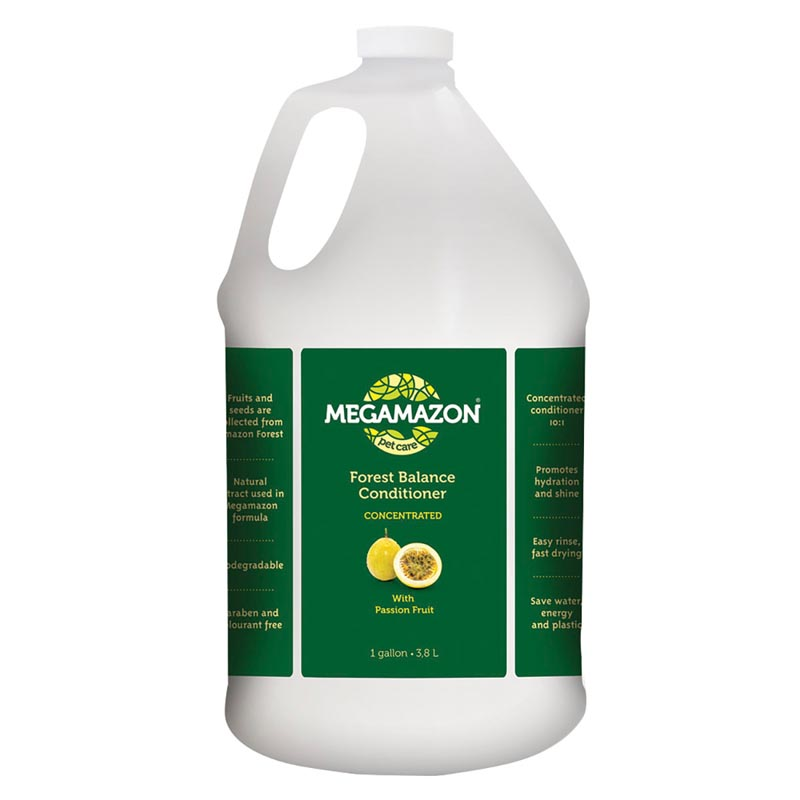 Buy Megamazon Forest Balance Pet Conditioner for Dogs Gallon