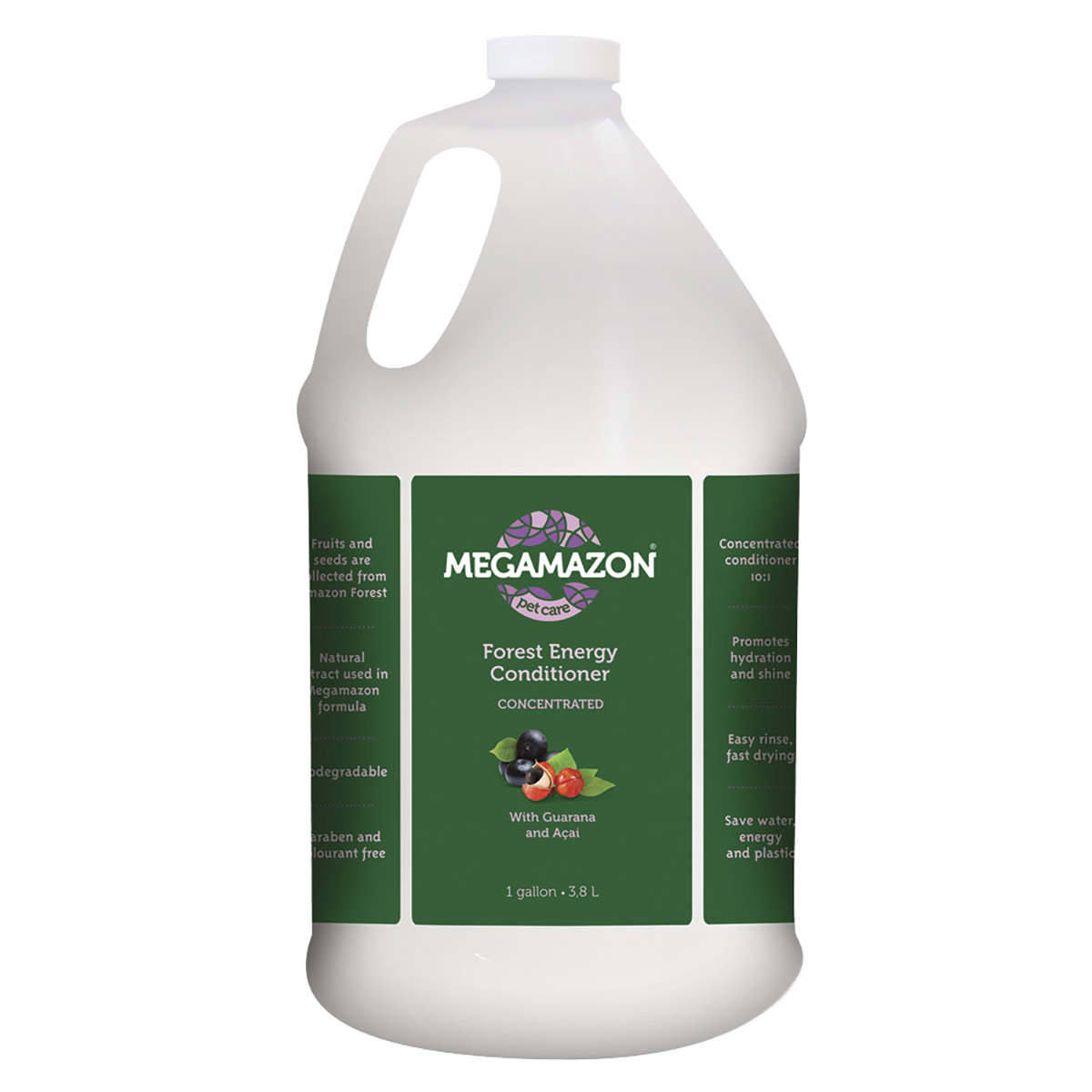 Buy Megamazon Forest Energy Conditioner for Dogs Gallon 10:1 Concentration