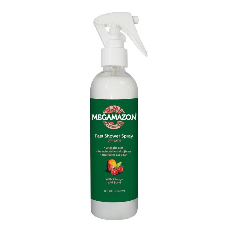 Buy Megamazon Fast Show Dry Bath Spray for Dogs 8 oz