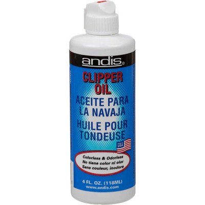Buy Andis Clipper Oil 4 oz at Ryan's Pet Supplies