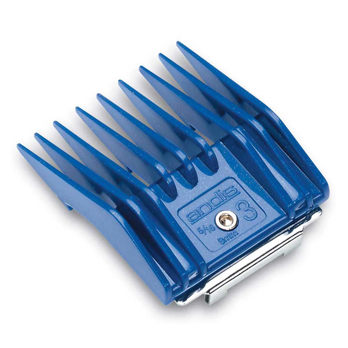 """Buy Andis Universal Snap-On Comb - Size 3 Cuts 5/16"""" at Ryan's Pet Supplies"""