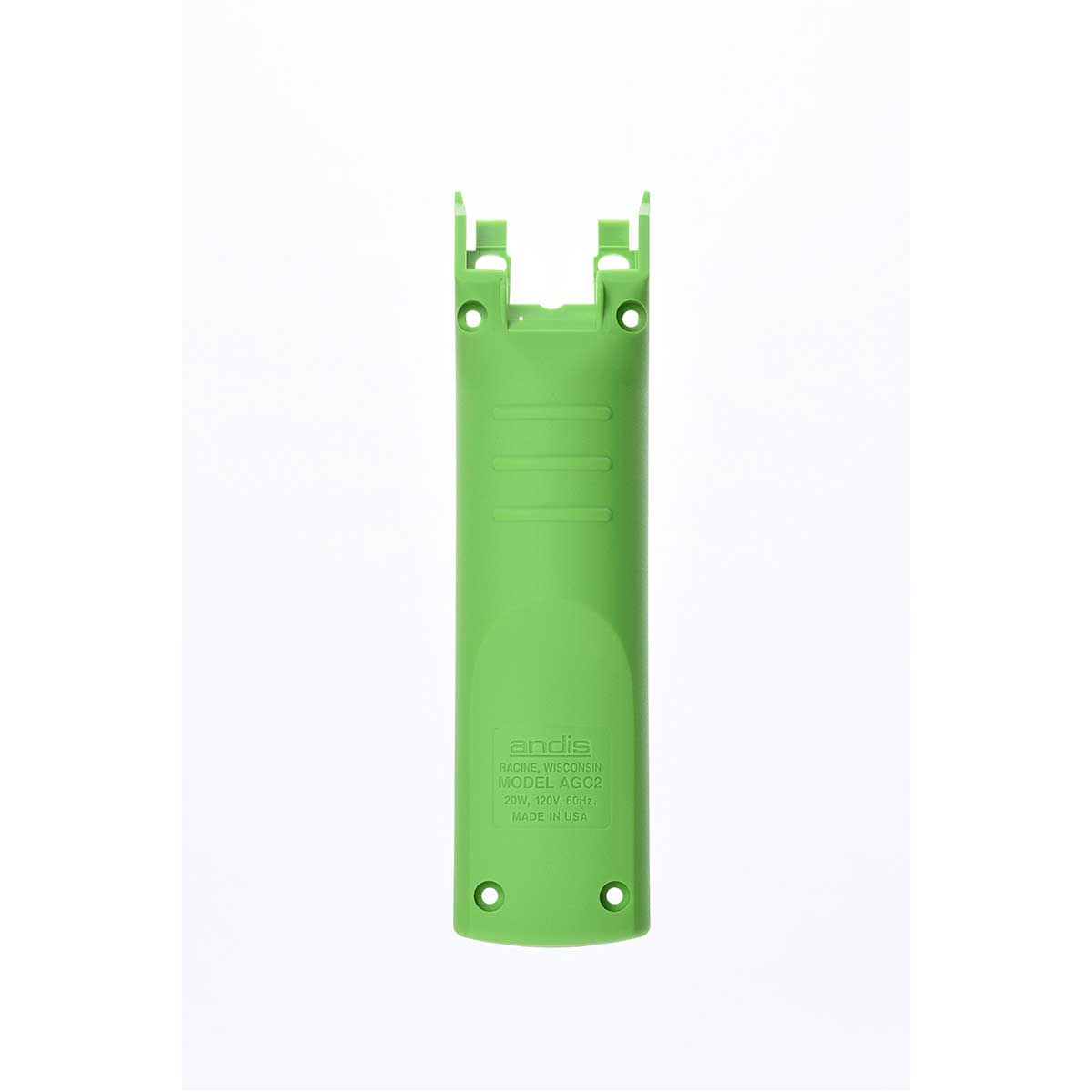Lime Green Lower Housing For AGC Andis Clippers at Ryan's Pet Supplies
