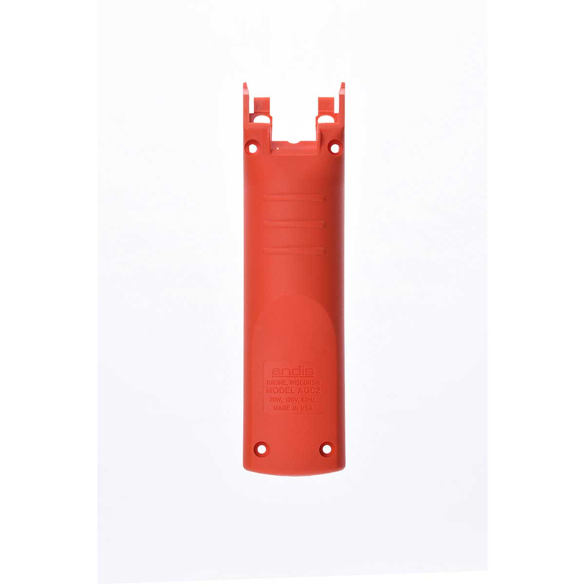 Blaze Orange Lower Housing For AGC Andis Clippers