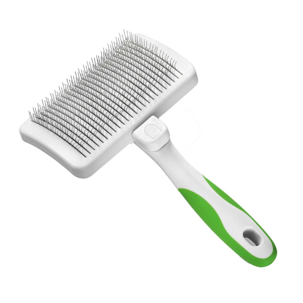 Andis Self-Cleaning Slicker Brush at Ryan's Pet Supplies