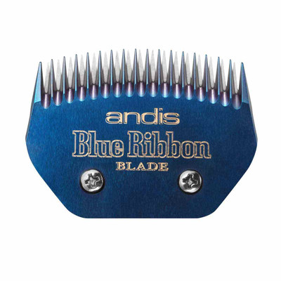 Andis Blue Ribbon Blocking Blade for Large Animal Grooming