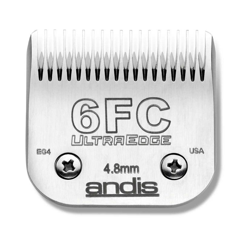 Andis Ultraedge Grooming Blade (#6FC) 3/16 inch Cut at Ryan's Pet Supplies