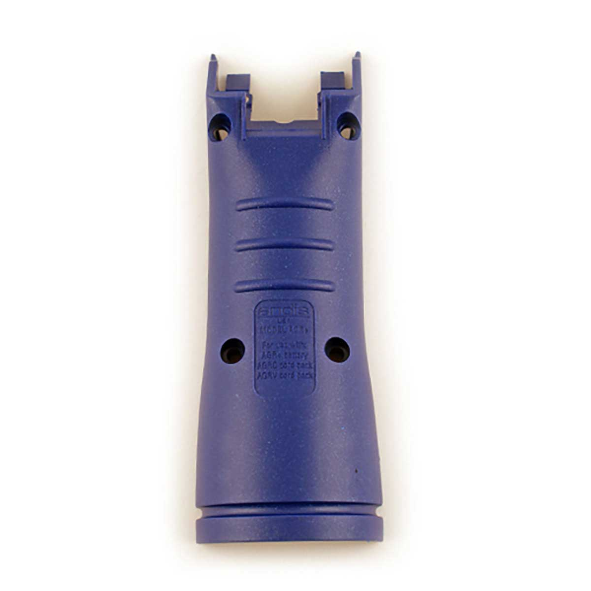 Blue Lower Housing For AGRC Andis Clippers at Ryan's Pet Supplies