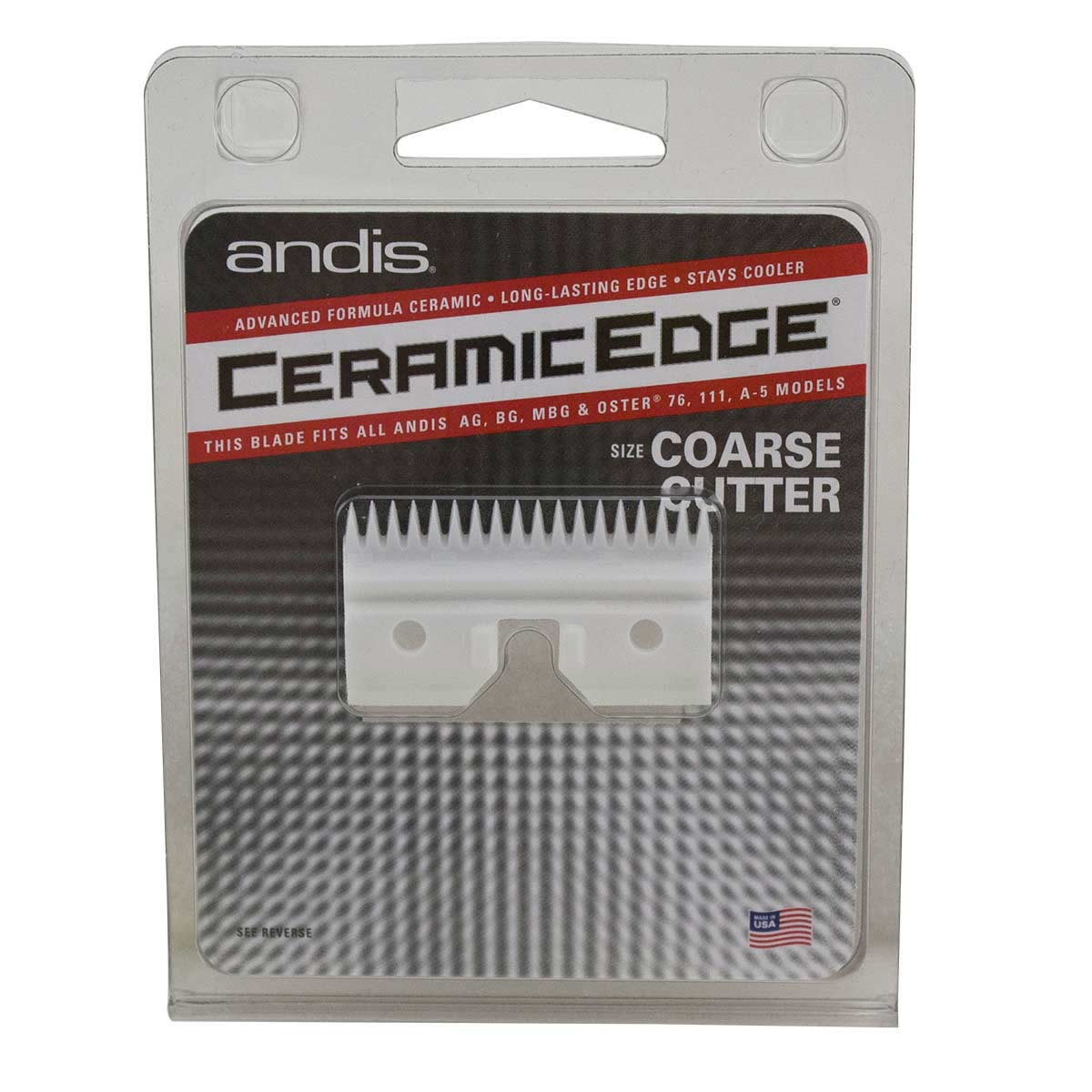 Andis Ceramic Cutter - Coarse (Fits All Except #40)