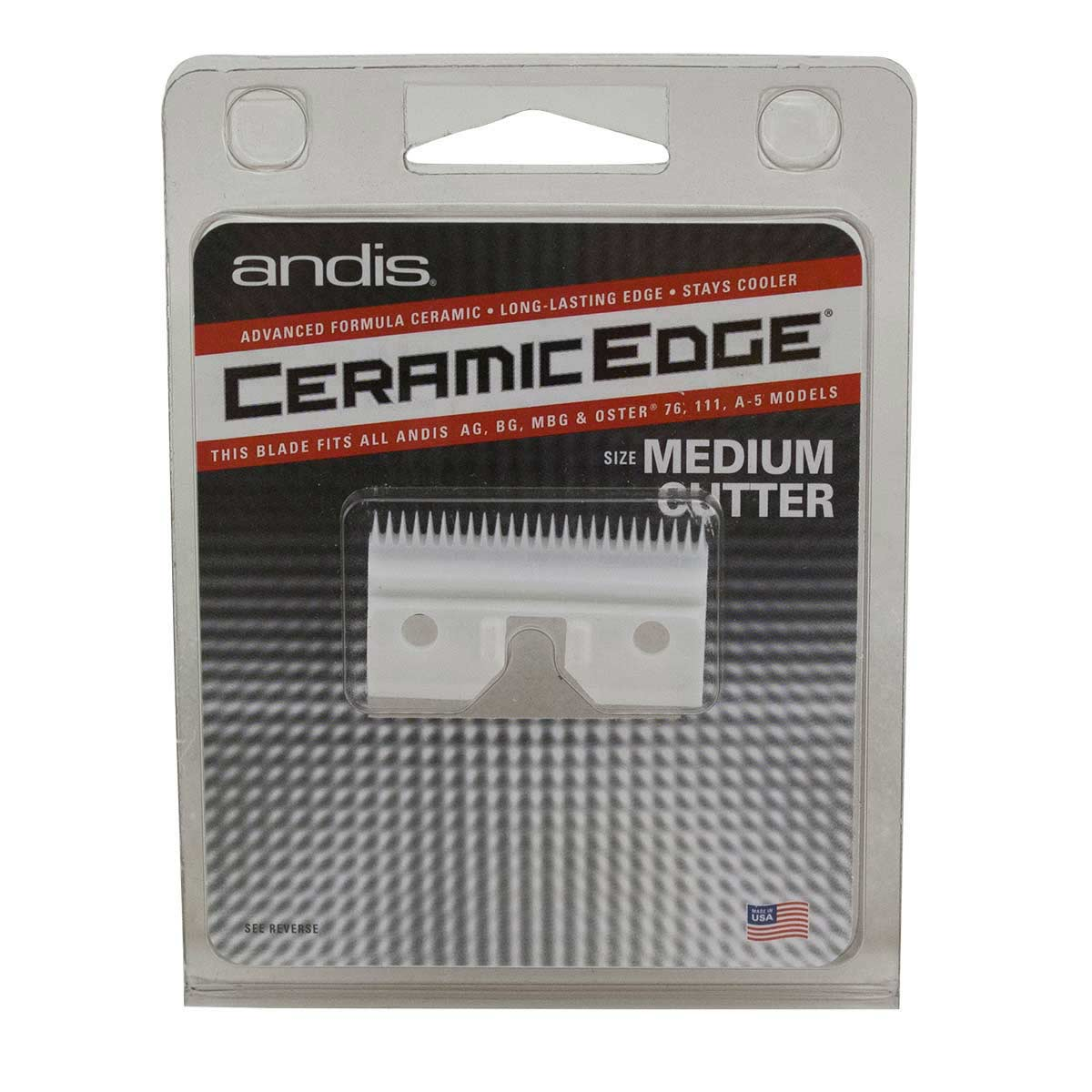 Andis Ceramic Cutter - Medium (For #40 Only)