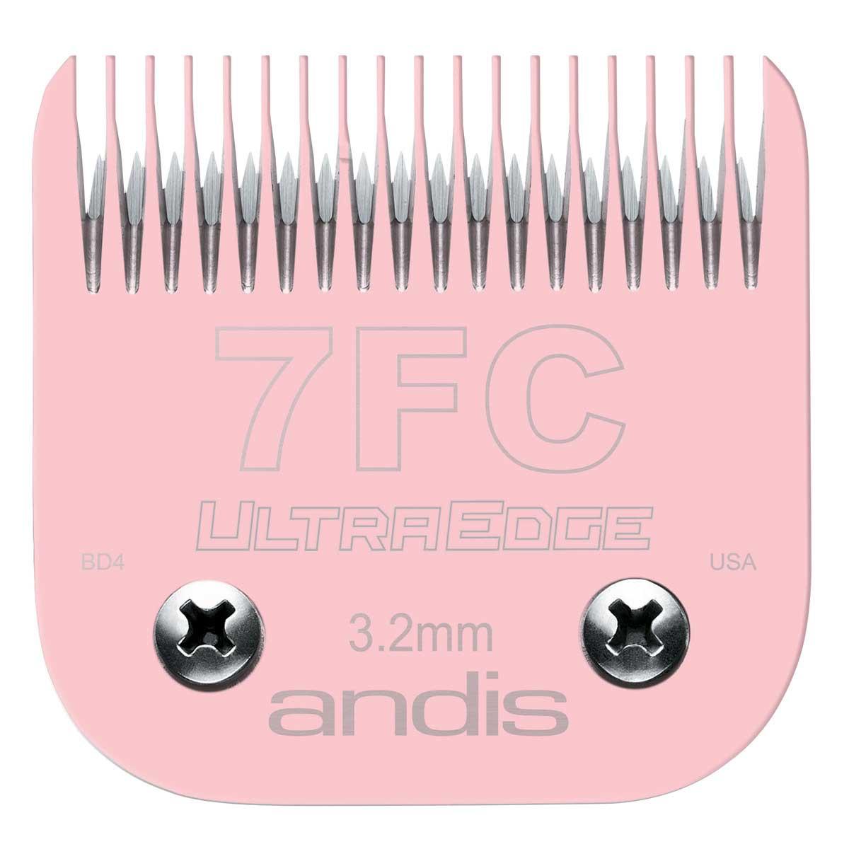 Andis EGT Ultraedge Blade #7F Pink