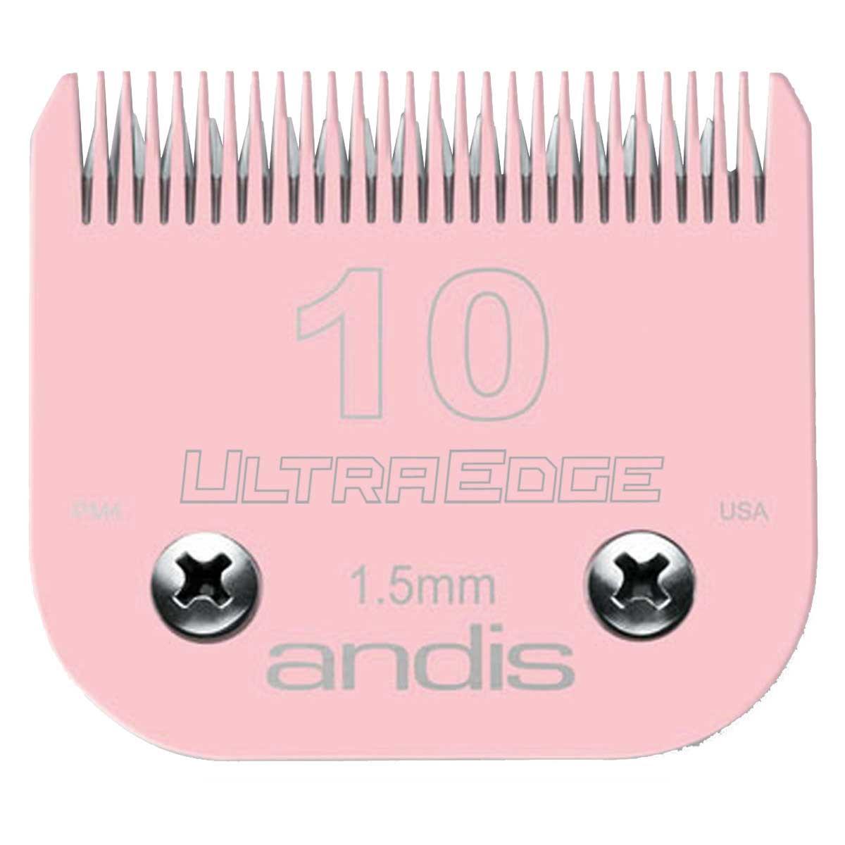Andis EGT Ultraedge Blade #10 Pink