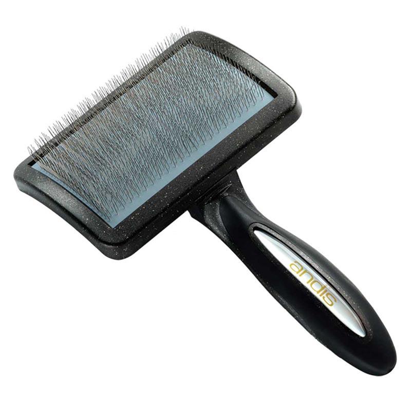 Andis Premium Pet Soft-Tooth Slicker Brush