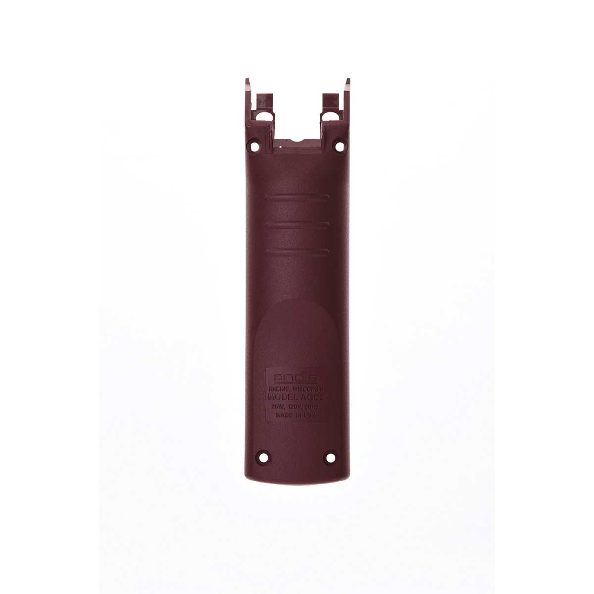 Burgundy Lower Housing For Andis AGC Clippers