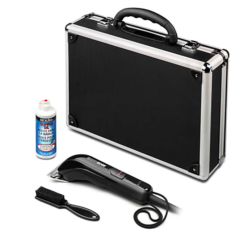 Carrying Case for Andis Showedge Large Animal Clipper 2-Speed with Clipper Oil and Clipper Brush