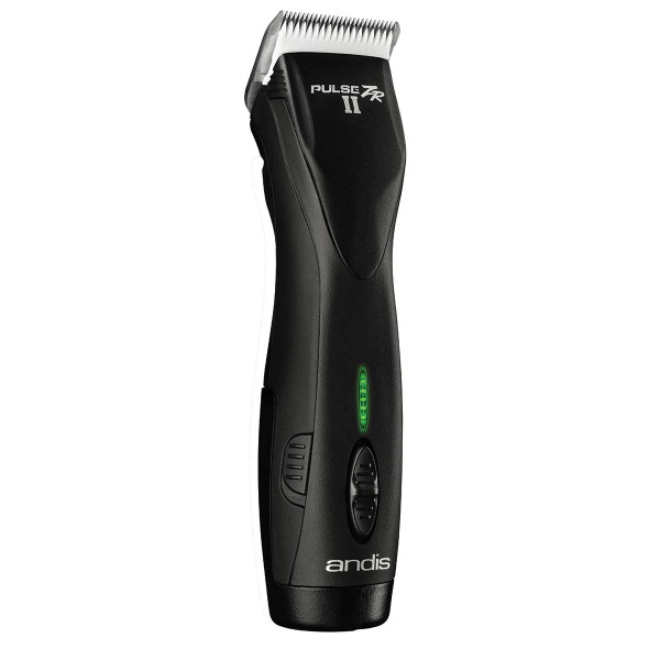 Andis PulseZR II Li+ Cordless 5-Speed Rechargeable Clipper and #10 Blade at Ryan's Pet Supplies