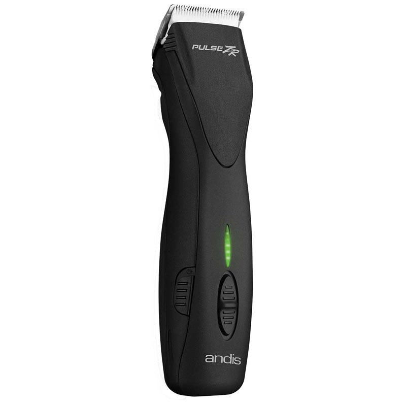 Andis PulseZR Li+ 5-Speed Dog Clipper with #10 Blade