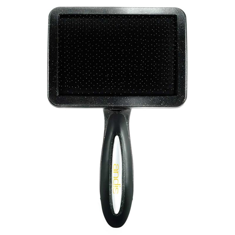 Large Andis Premium Pet Firm Slicker Brush for Dogs