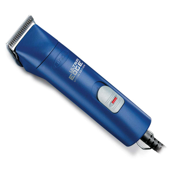 Blue Andis Super 2-Speed Ultraedge Clippers