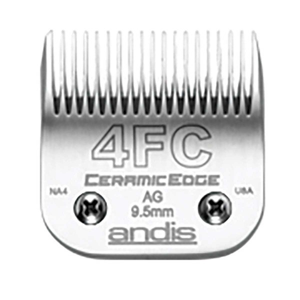 Andis Ceramicedge Blade (#4FC) 3/8 inch Full Tooth Cut
