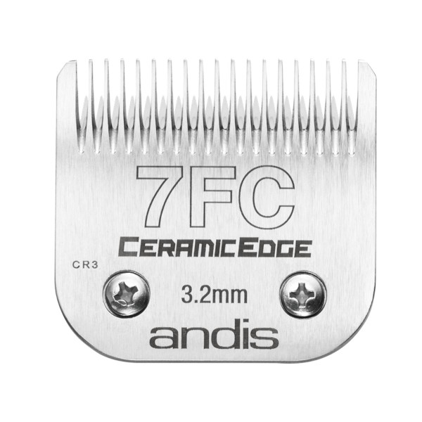Andis CeramicEdge Blade (#7F) 1/8 inch Full Tooth Cut for sale