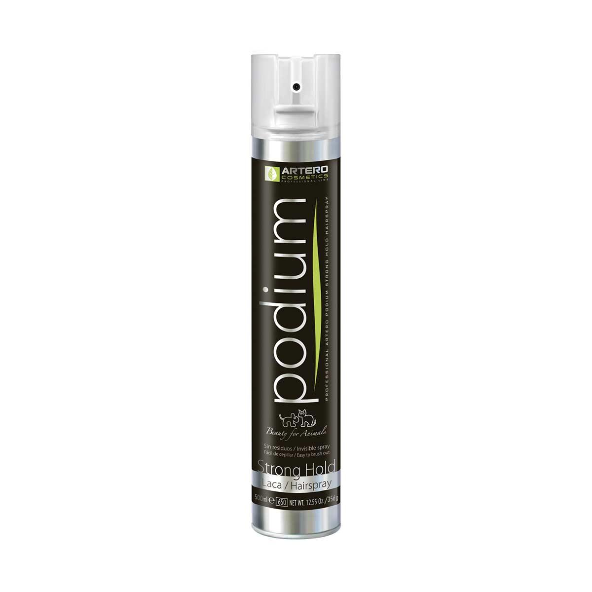 Artero PODIUM STRONG Hold Hair Spray 12.5 oz