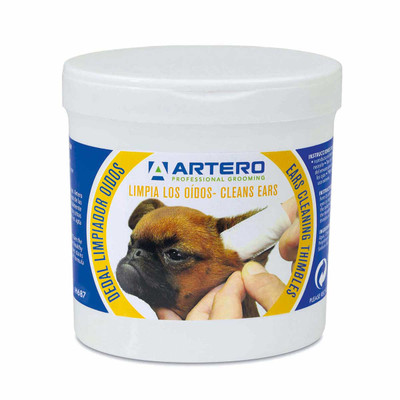 Artero Disposable Ear Cleaning Wipes 50 Count