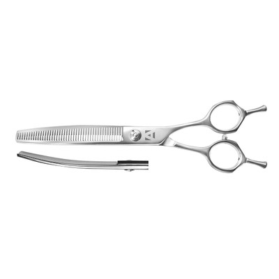 Artero 6.5 inch Curvy Thinning Slalom Shear?resizeid=5&resizeh=400&resizew=400