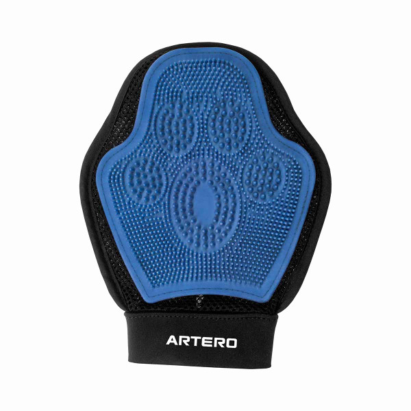 Front of Artero De-Shedding Glove
