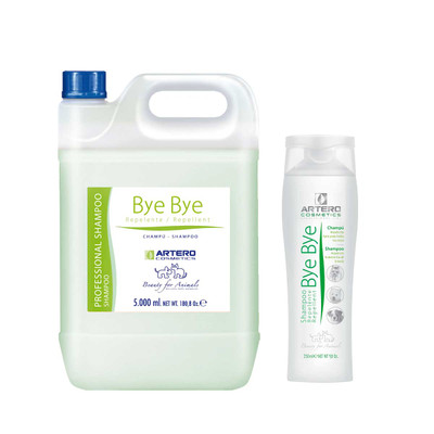 Artero BYE BYE Flea and Tick Shampoo for Dogs
