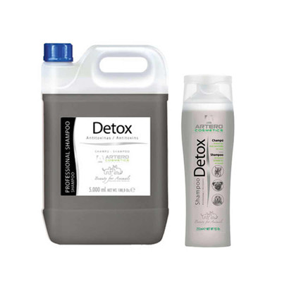 arter detox shampoo group