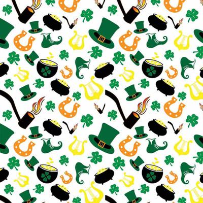 Irish Icons Bandanna for Dogs