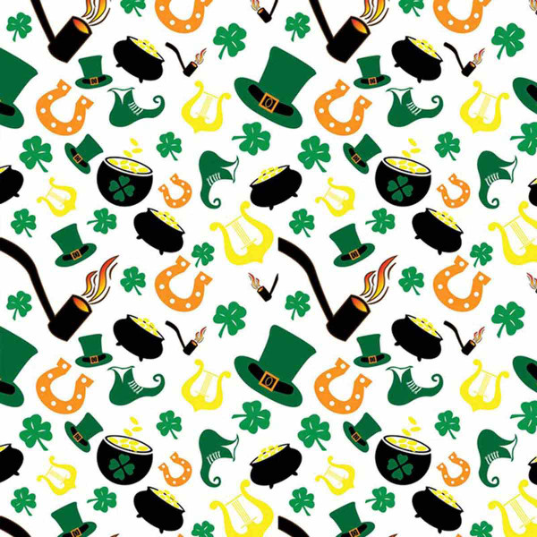 Irish Icons Bandanna for Dogs