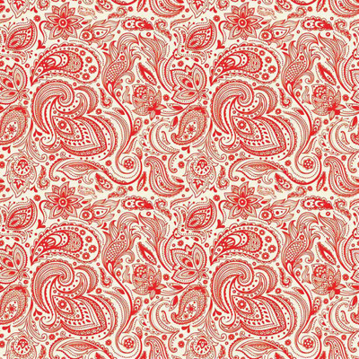 English Red Paisley Bandanna for Dogs available at Ryan's Pet Supplies