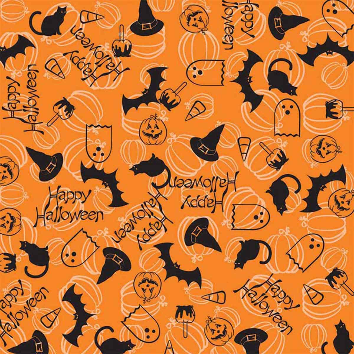 Happy Halloween Bandanna for Dogs