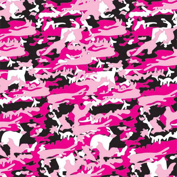 Pink Camo Dog Bandanna