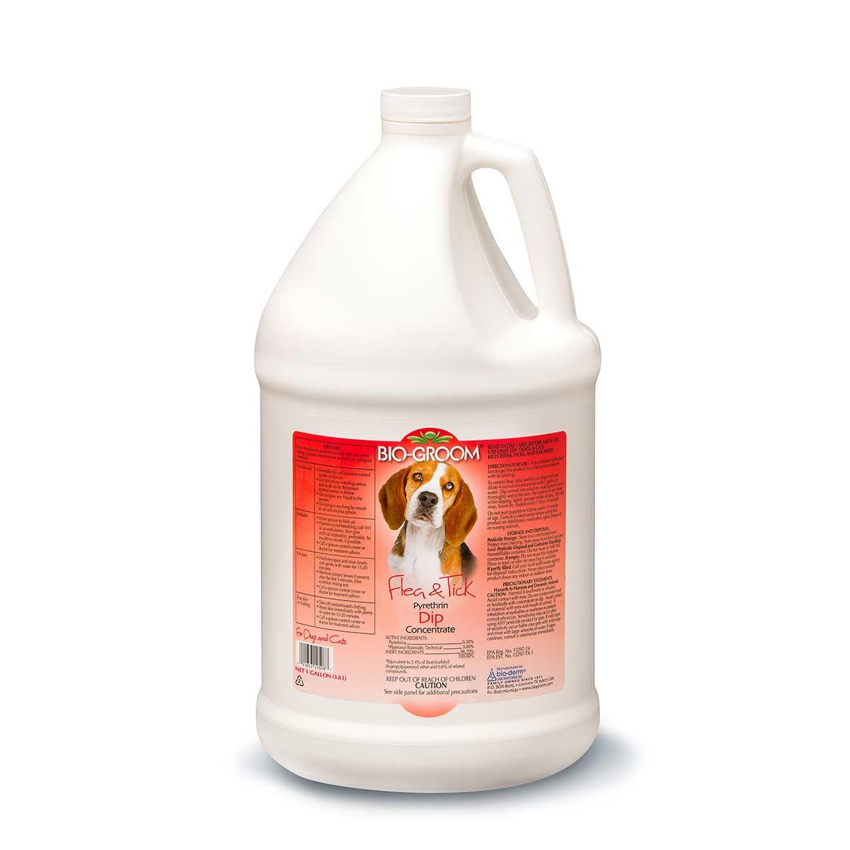 Gallon Bio-Groom Flea and Tick Pyrethrin Dip