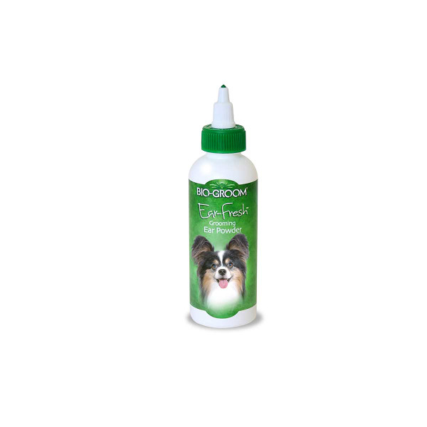24 gm Bio-Groom Ear Fresh Astringent Grooming Ear Powder for Dogs